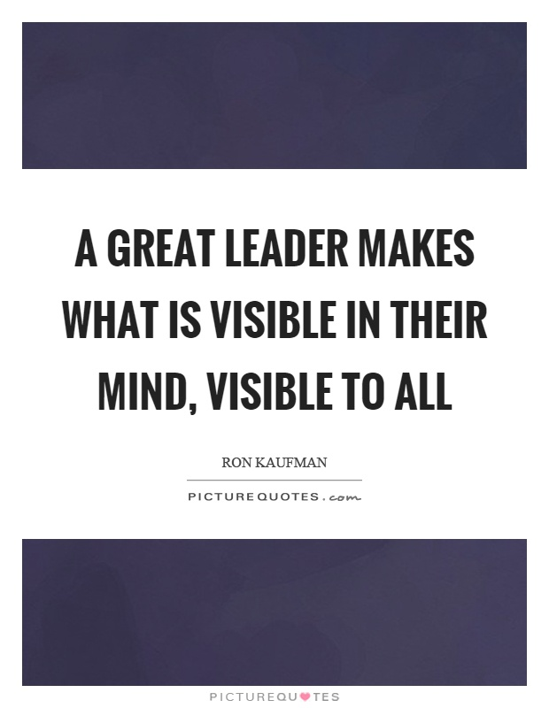What Makes A Good Leader Quotes: Great Leader Quotes & Sayings