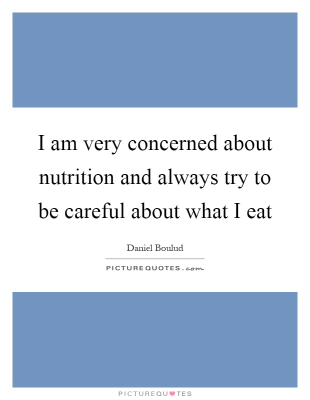 i am what i eat Nowadays, not only am i usually oblivious to what other people are eating, i  couldn't even tell you what i ate myself for breakfast without some.