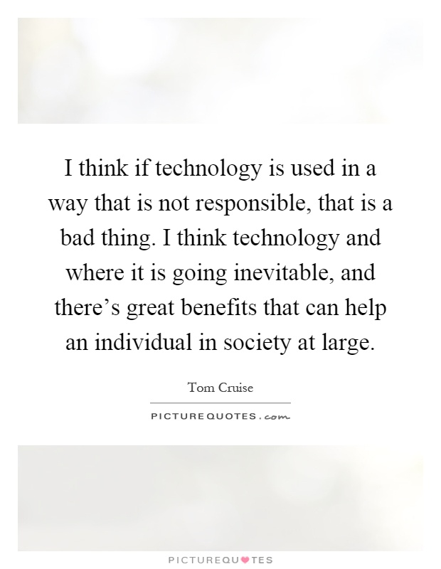 technology is not a curse Technology: a blessing or a curse nobody can deny that, for the last few decades, technology has been a major part of our lives however, it still remains a thorny issue.
