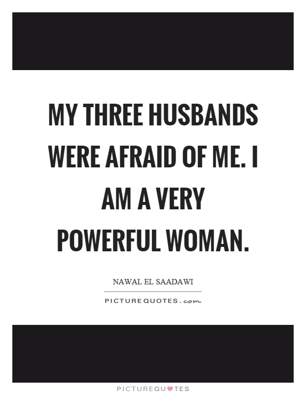 What is a powerful woman