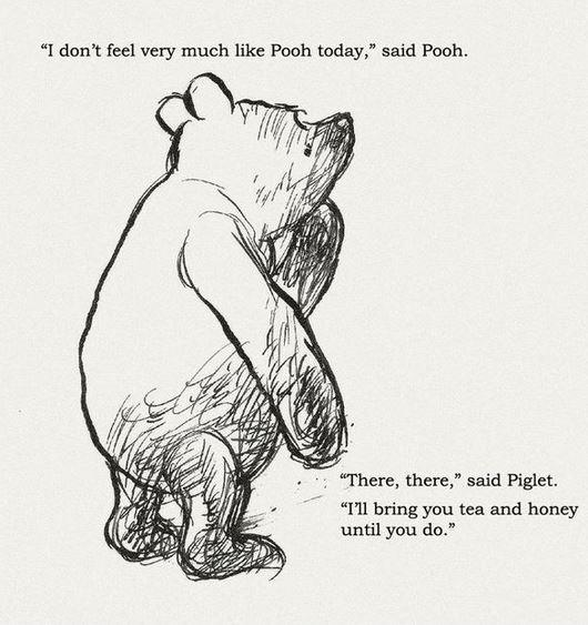 Winnie The Pooh Quotes & Sayings