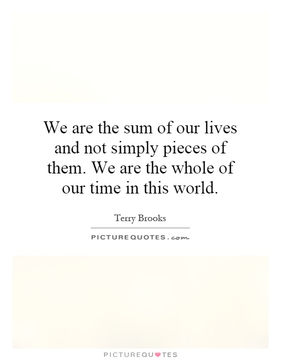 Time Of Our Lives Quotes