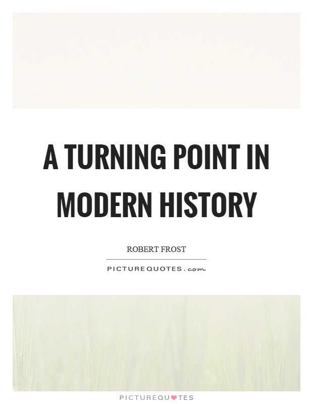 hsc modern history turning points Modern history hsc notes - personality study - herbert vere evatt  paris trip was a turning point in this life – realisation that he must go into politics over the war 1945 – san francisco conference – un – evatt had high hopes of the un.
