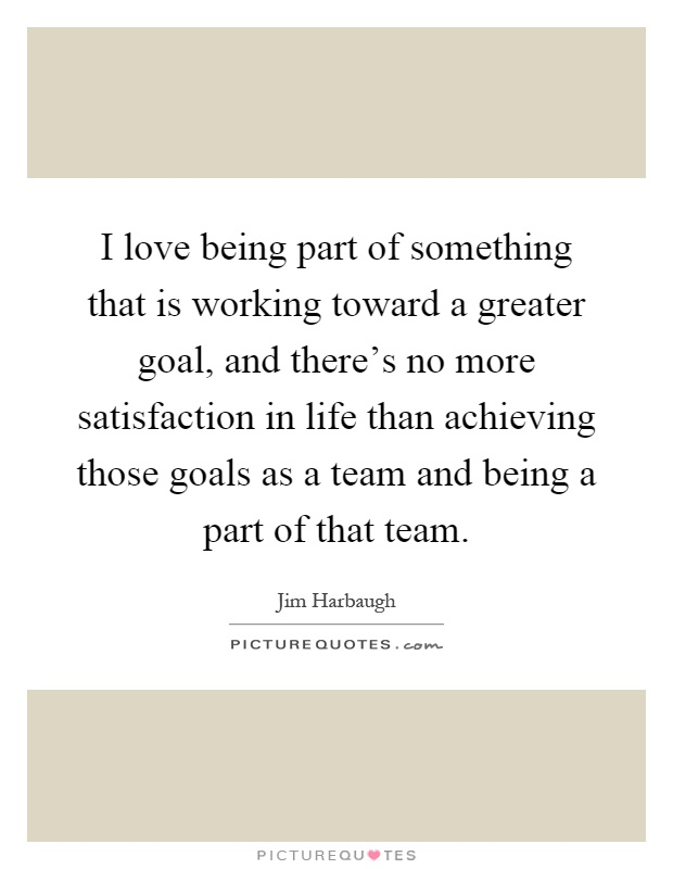 being part of a team is Discover and share part of being a team quotes explore our collection of motivational and famous quotes by authors you know and love.