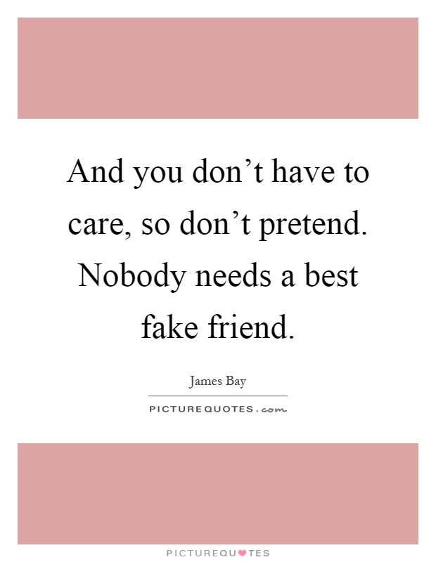 Best Quotes On Fake Peoples: Fake Friend Quotes & Sayings