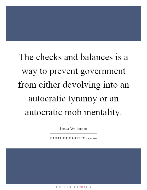 RegentsPrep U S History] Government: Checks & Balances