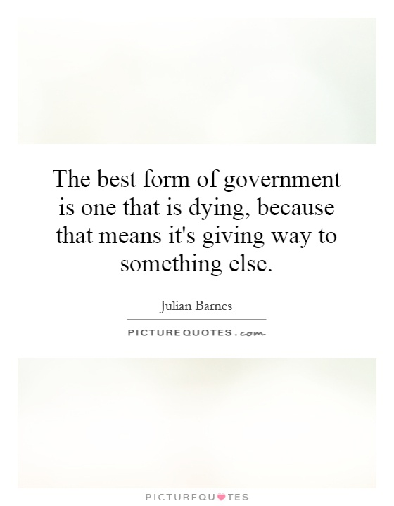 is democracy the best form of governance essay