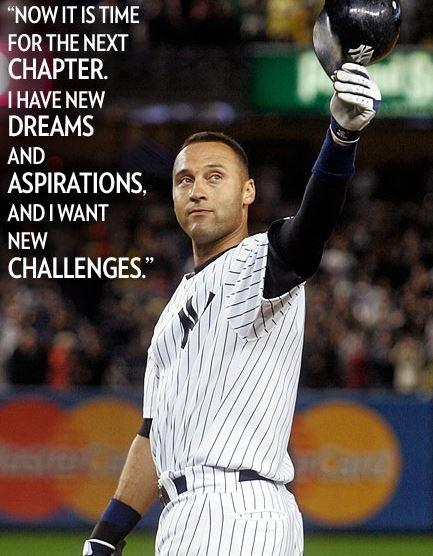 Now it is time for the next chapter. I have new dreams and aspirations, and I want new challenges Picture Quote #1