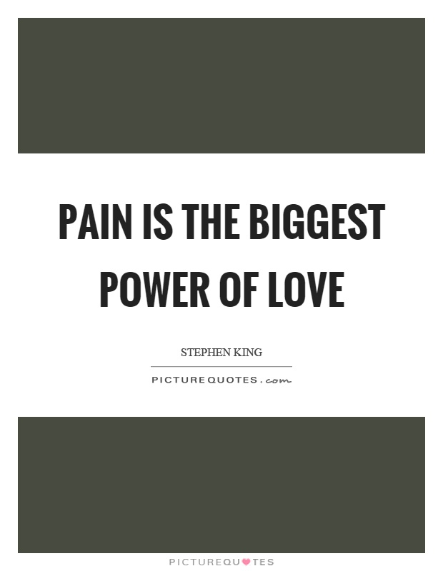 Love Power Quotes Enchanting Power Of Love Quotes & Sayings  Power Of Love Picture Quotes