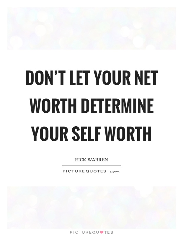 quotes about self worth - photo #21