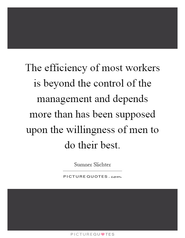 how work is managed beyond or This thinking, along with a unified focus, should be applied across teams to encourage collaboration, team work and ultimately accomplishment of the common goal 3 motivate and incentivize.