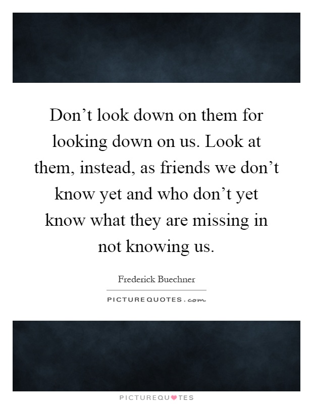 Looking Quotes