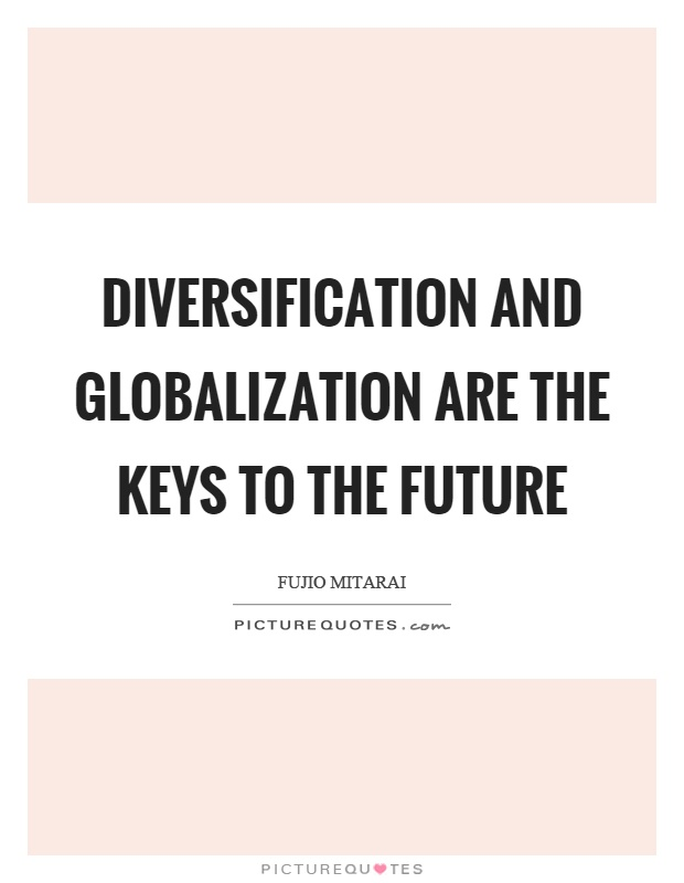 The future of globalisation
