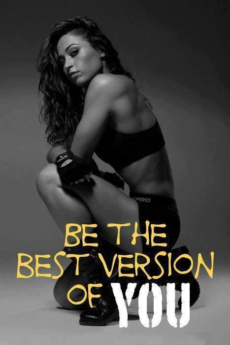 Be the best version of you Picture Quote #1