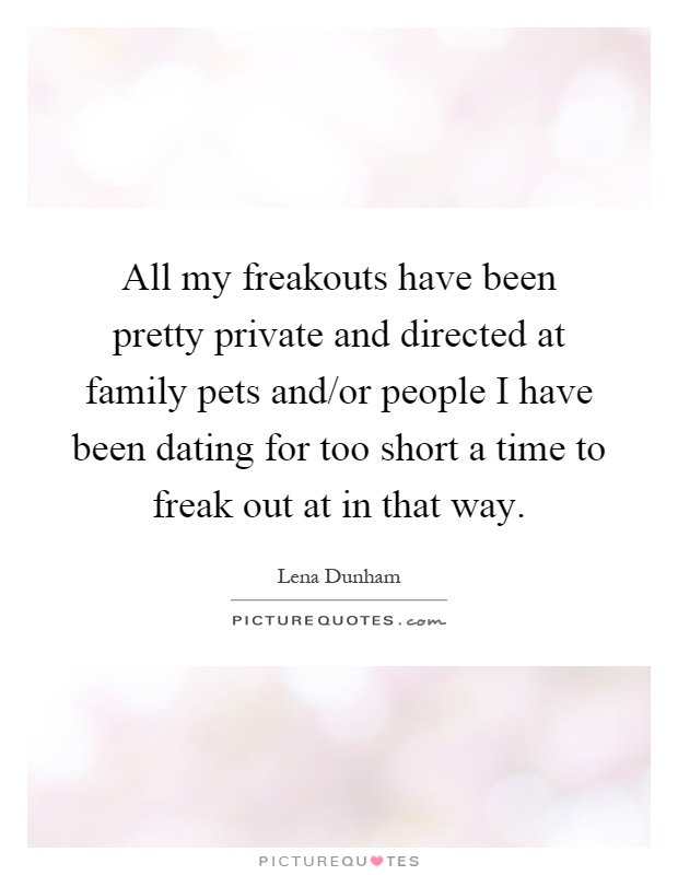 short dating quotes