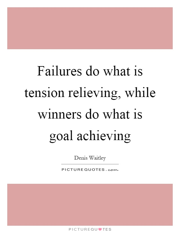 """the goals and failures of the """"we are all failures- at least the best of us are"""" ― jm barrie tags: failure, learning , moving-on."""