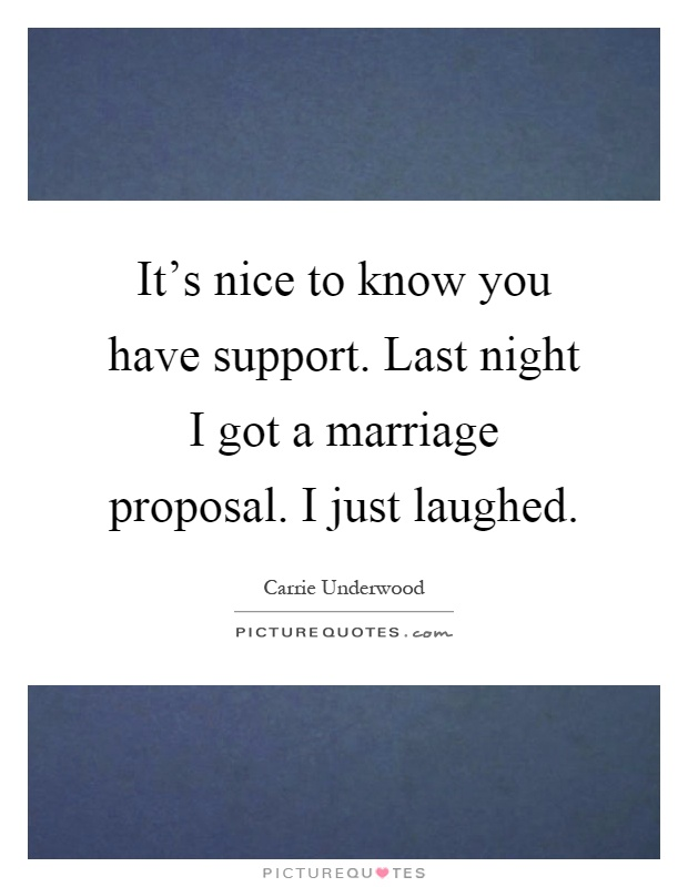 Marriage Proposal Quotes & Sayings