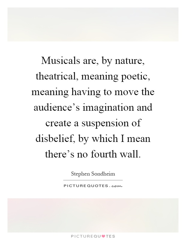 Musicals Quotes   Musicals Sayings   Musicals Picture Quotes ...