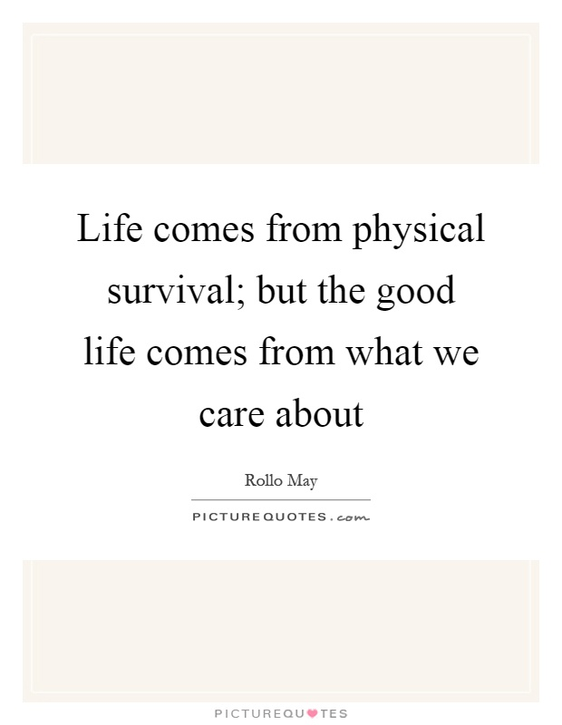 Survival Quotes | Survival Sayings | Survival Picture ...