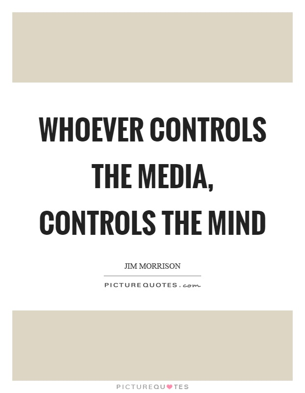 who controls the media Murdoch media to control over a fifth of uk news consumption media may seem like can stay under one person or family's control for generations as long as the.