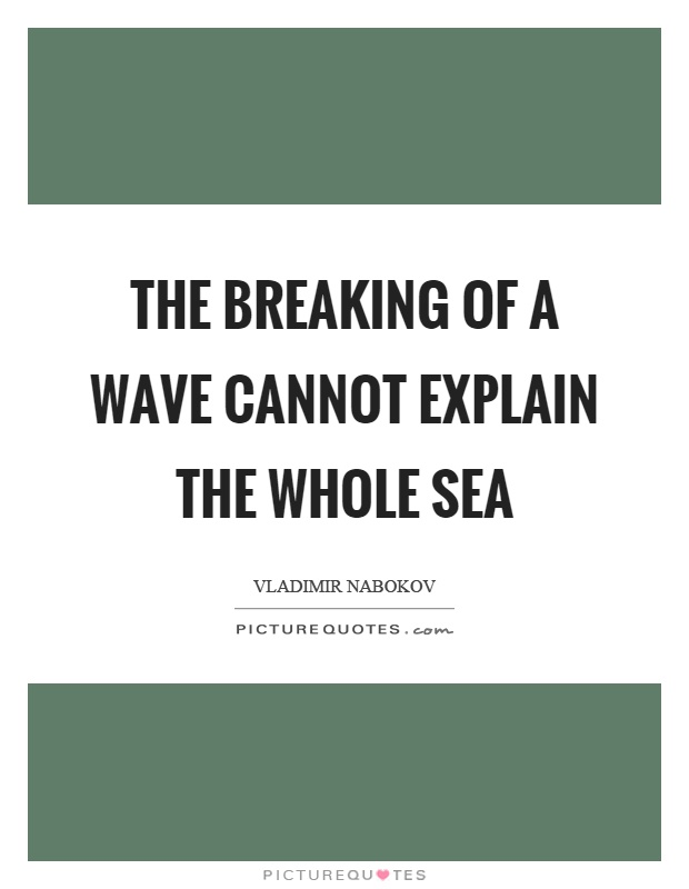 Wave Quotes | Wave Sayings | Wave Picture Quotes
