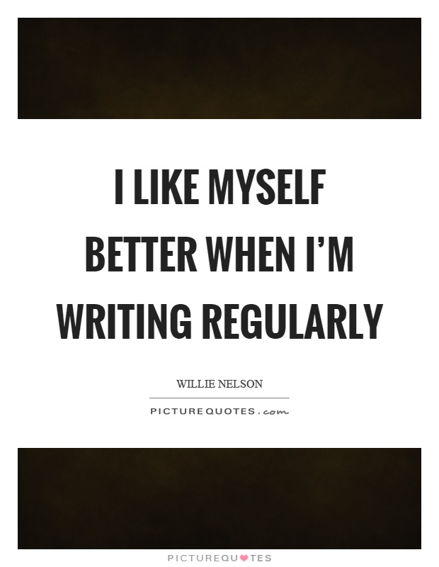 Best Write About Yourself Quotes, Quotations & Sayings 2018
