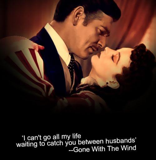 I cannot go all my life waiting to catch you between husbands Picture Quote #2