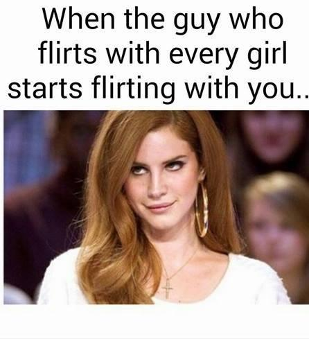 girlfriend flirts with other guys quotes I have posted this under relationships but wondered what the best way to deal with a flirt met her she flirts with her inferior to these other guys.