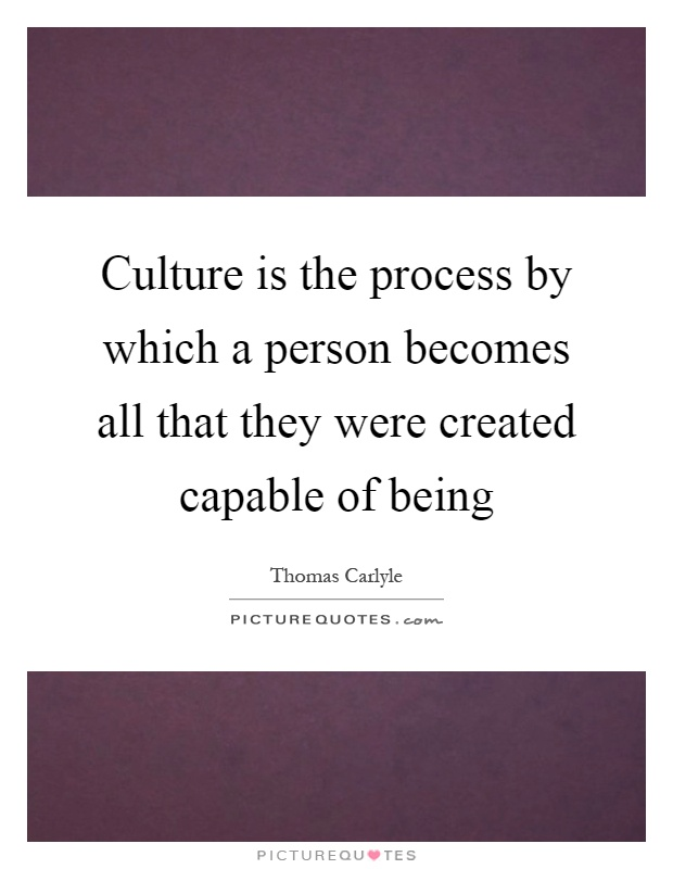 were creating culture distraction