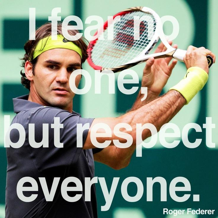 I fear no one, but respect everyone Picture Quote #1