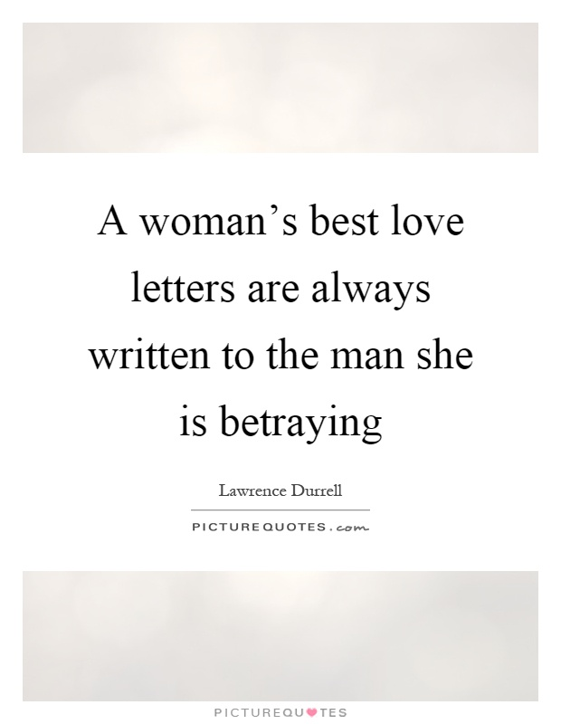How to Write a Love Letter to Your Man