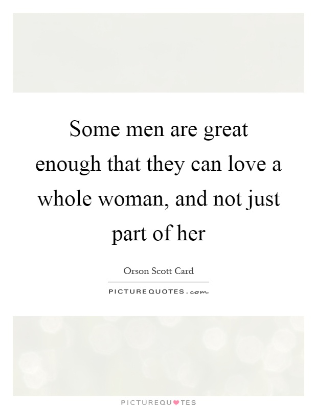 I would like to have this whole quote,not just this part of it?