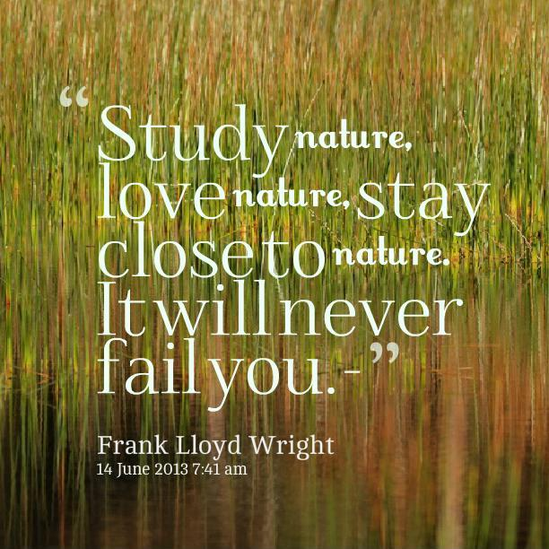 Nature Love Quotes Sayings Pictures to pin on Pinterest