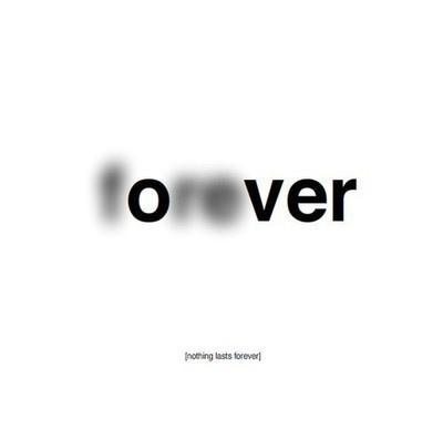 Essay on nothing lasts forever