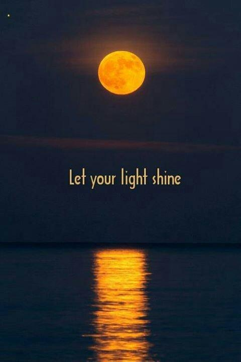 Let your light shine Picture Quote #2