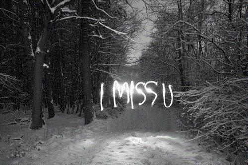 I miss u Picture Quote #1
