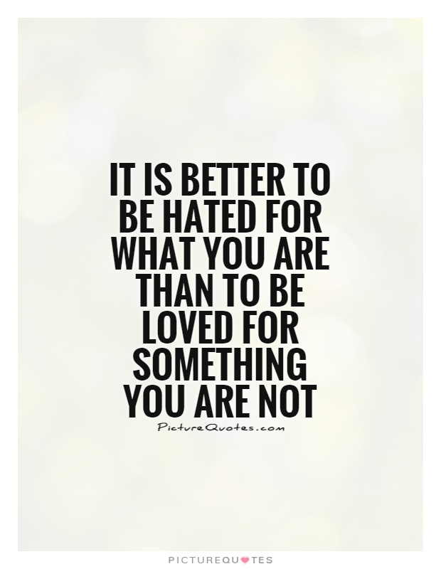Quotes About Love Vs Hate : Hate Quotes Hate Sayings Hate Picture Quotes - Page 6