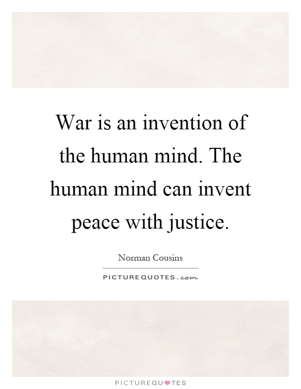 war is an invention essay Sample essay paragraphs so it is impossible to speak of war as of invention war her can not be compared to other an invention – not a biological necessity.