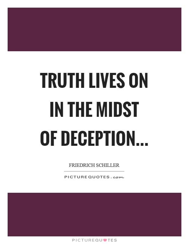 deception quotes deception sayings deception picture