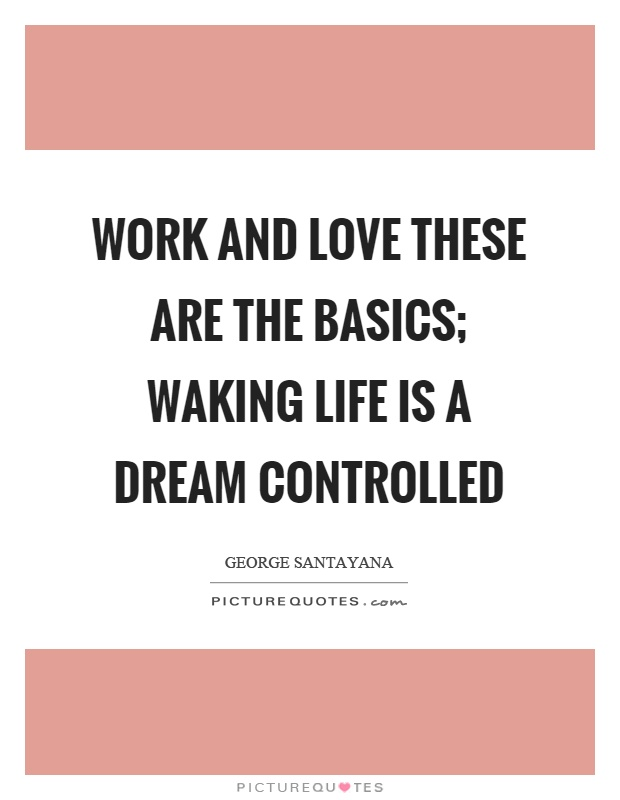 Work And Love Quotes & Sayings | Work And Love Picture Quotes
