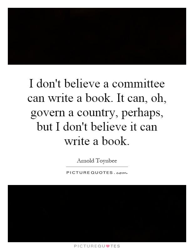 Can anybody write a book