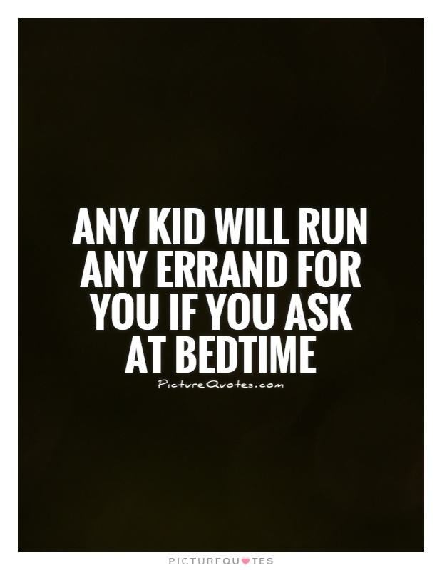 Bedtime Funny Quotes: Funny Kid Picture