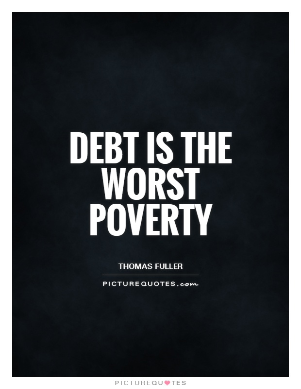 Poverty Quotes | Poverty Sayings | Poverty Picture Quotes