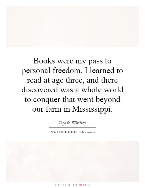 Gulliver S Travels Quotes And Page Numbers: Books Were My Pass To Personal Freedom. I Learned To Read