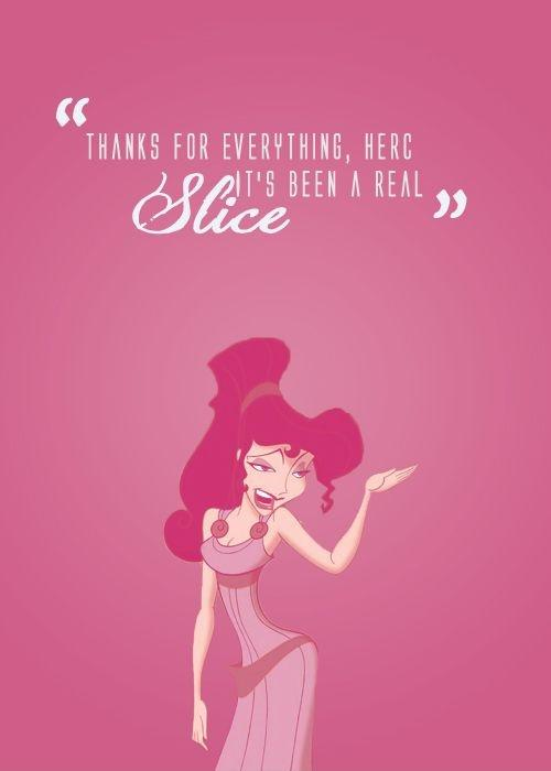 Thanks for everything, Herc. It's been a real slice Picture Quote #1