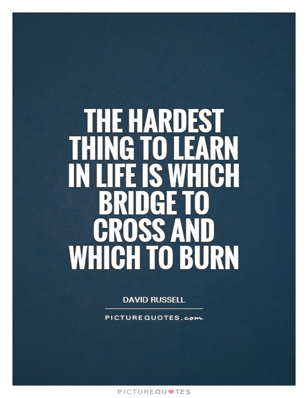 the hardest lesson i ve learned Of course they've never seen the  rather than keepin the sterotypes of what they learned on  the hardest lesson i've had to teach my children was.