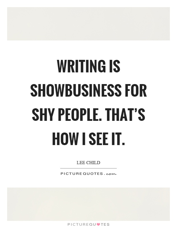 shy essay Shy people waste time deliberating and hesitating in social situations that others can pull off in an instant part of their problem is that they don't live in the.