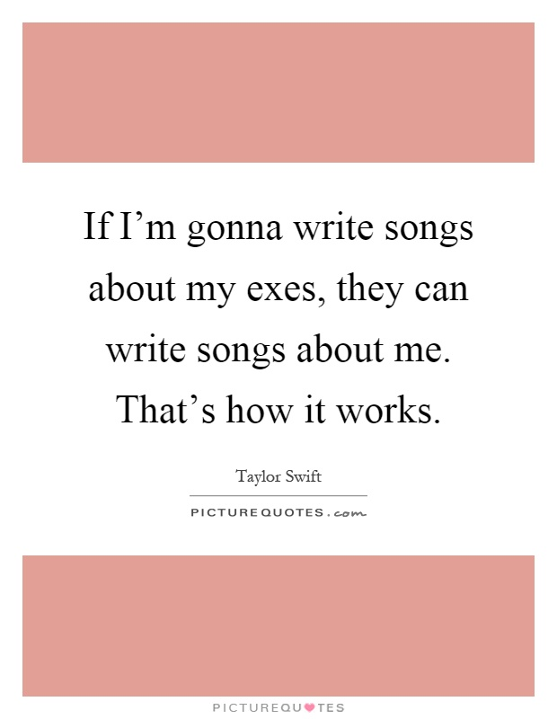 i m not gonna write you a love song Love song ukulele tablature by sara bareilles, free uke tab and chords ukulele tabs and chords login | register menu  i'm not gonna write you a love song d.