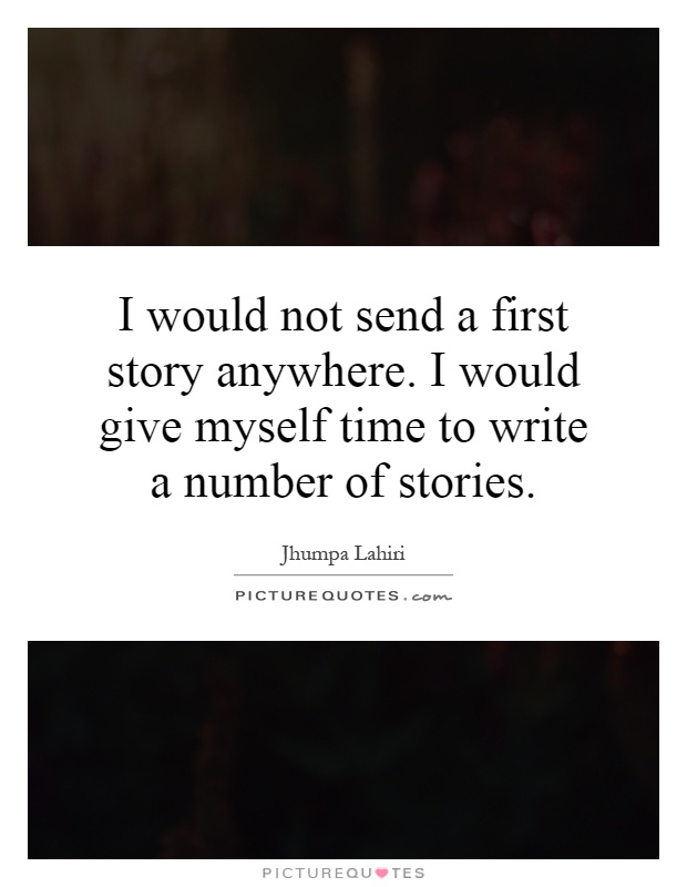 Write a number story