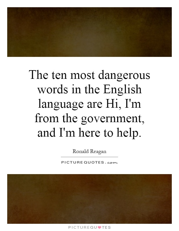 Government Quotes | Government Sayings | Government ...